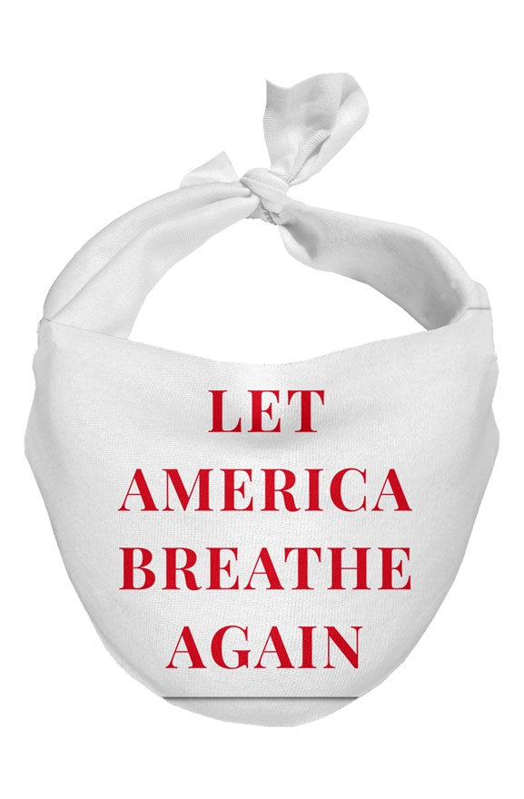 3 PACK - LET AMERICA BREATHE AGAIN