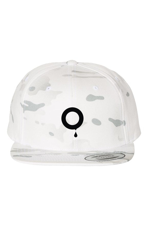 Multicam Alpine SnapBack Oil Connect O Drip