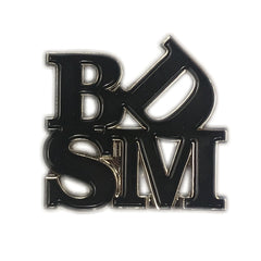 BDSM Love Enamel Pin