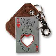 Queen of Hearts Bottle Opener