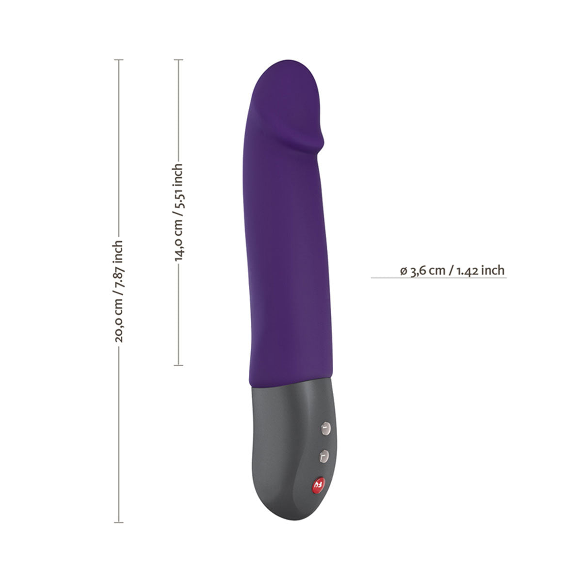 Fun Factory Stronic Real Violet