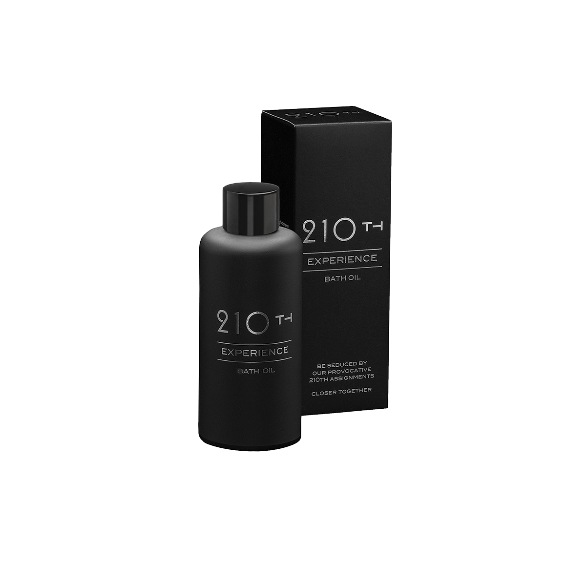 210th Bath Oil