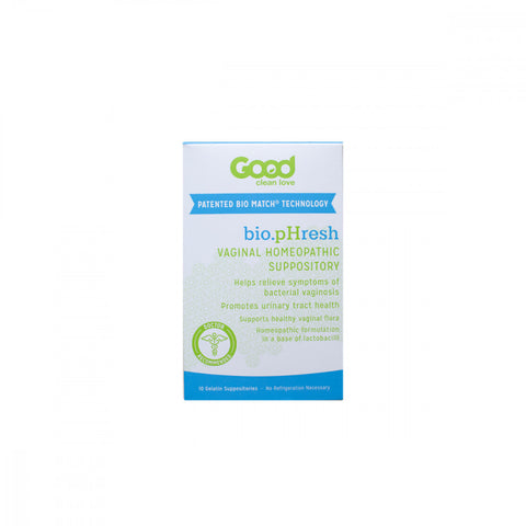 BiopHresh Vaginal Probiotic - 10ct