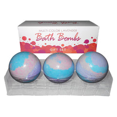 Lavender Bath Bombs Gift Set