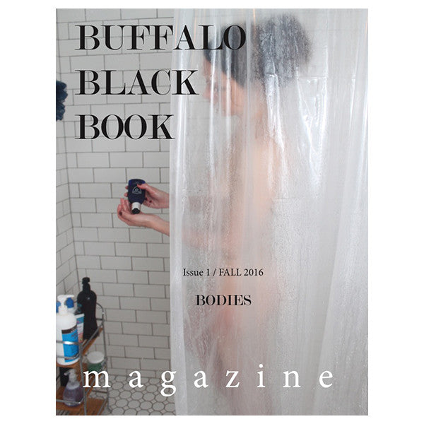 Buffalo Black Book ISSUE 1: BODIES