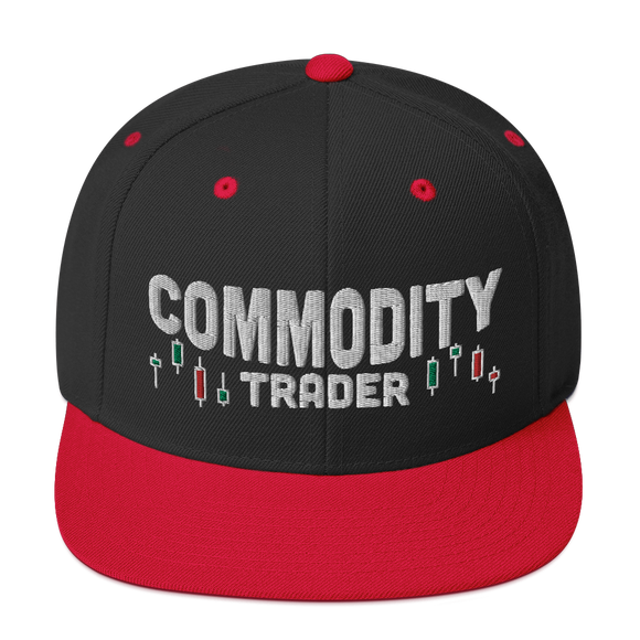 Commodity Trader | Snapback Cap