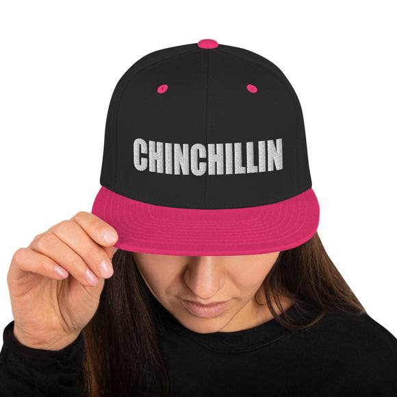 Chinchillin | Snapback Cap