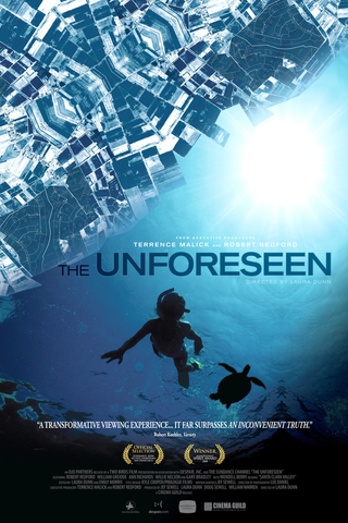 "The Unforeseen: Standard Poster (24"" x 36"")"