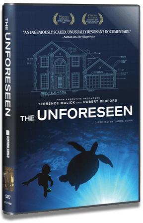 The Unforeseen DVD (+ Free Green DVD)