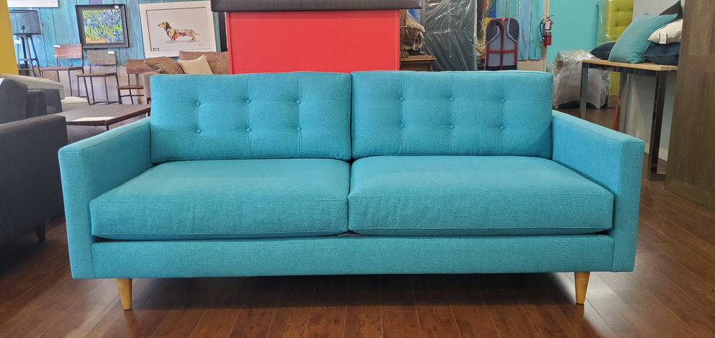 "Floor Sample SALE- 87"" San Diego Sofa"