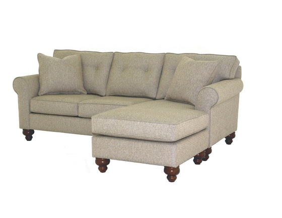 Walsh Reversible Chaise Sofa