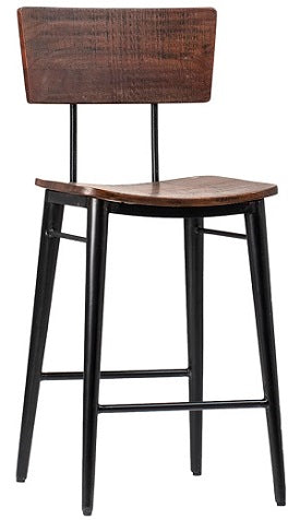 "Villa Counter Height Stool 26"" Seat Height"
