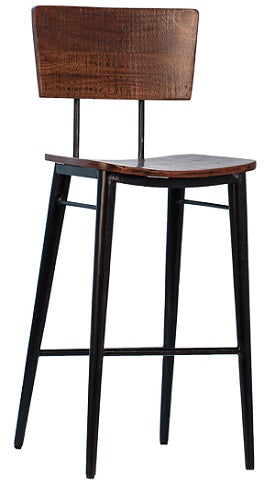 "Villa Counter Height Stool 30"" Seat Height"