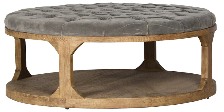 "Cadiz Coffee Table 42""w x 42""d x 17""h"