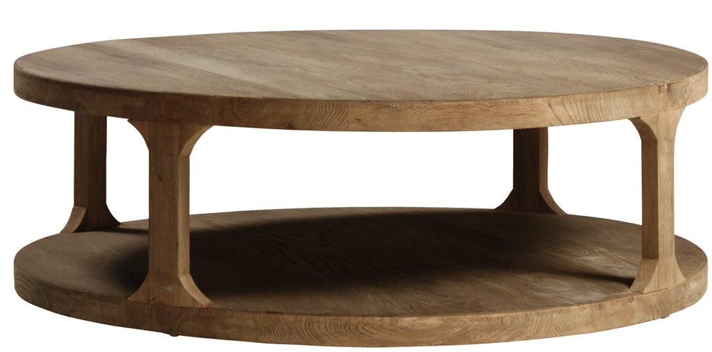 "Serrano Coffee Table 48""w x 48""d x 16""h"