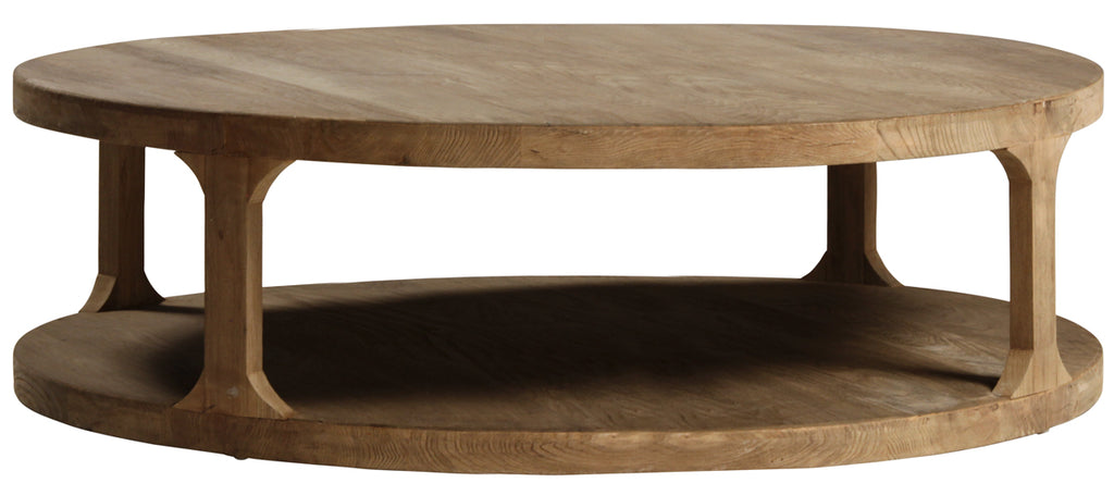 "Serrano Coffee Table 55""w x 55""d x 16""h"