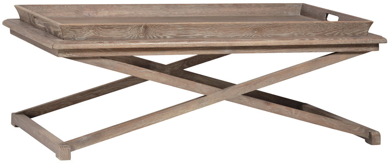 "Caprice Coffee Table 47""w x  28""d x 17""h"