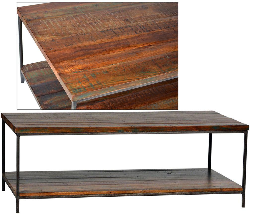 "Madison Coffee Table 50""w x 28""d x 18""h"