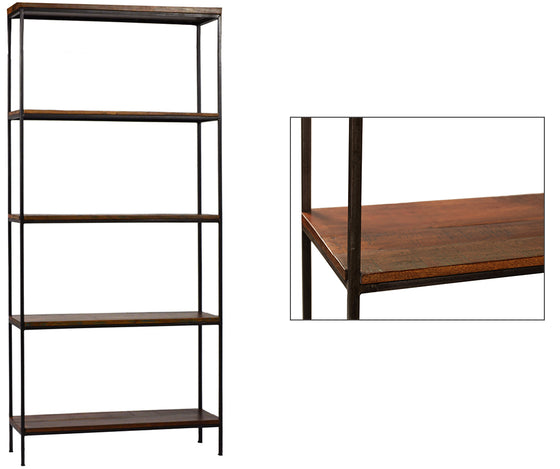 "Madison Bookcase 36""w x 12""d x 78""h"