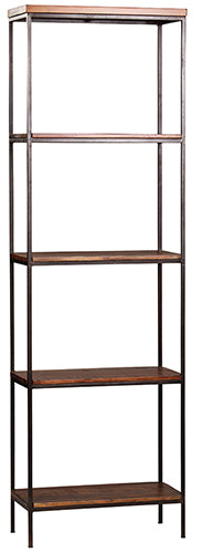 "Madison Bookcase 24""w x 12""d x 78""h"
