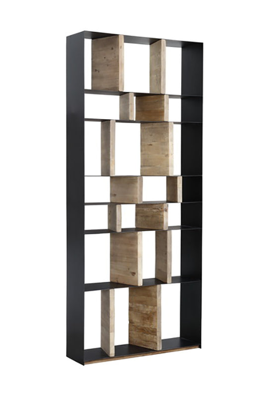 "Mahoney Bookcase 39""w x 12""d x 92""h"