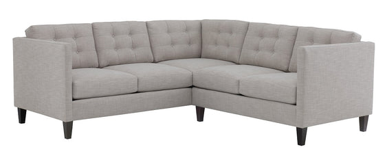 "Promo Tristan 2PC Sectional 91"" x 91"""