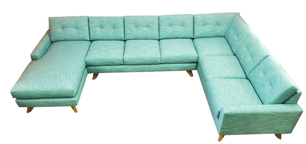 "Venice 3pc Sectional 140"" x 89"""
