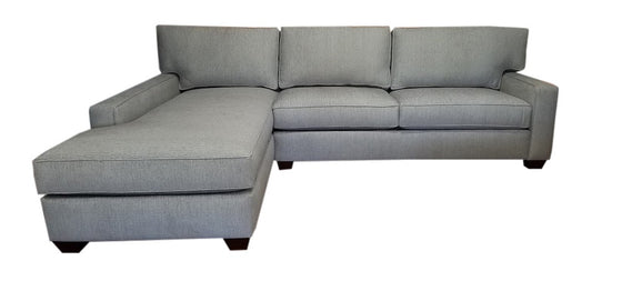 "112"" 2PC Lexington Sectional"