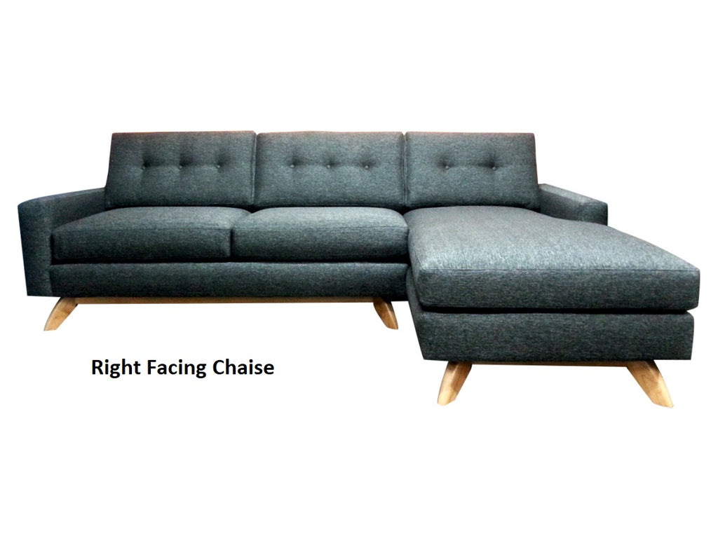 "99"" Venice Sectional"