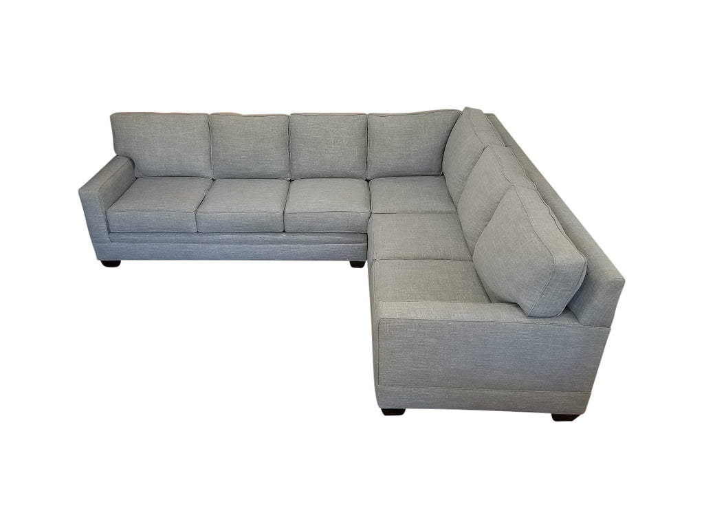 "Loft 2PC Sectional 111"" x 90"""