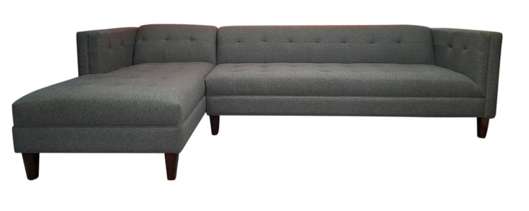 Barcelona 2PC Sectional 112""