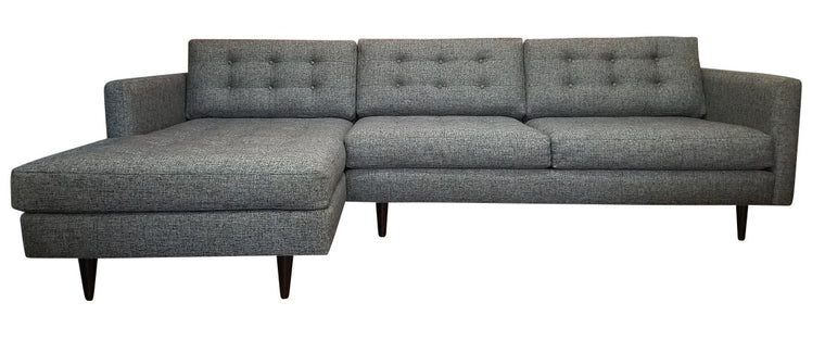 "112"" 2PC San Diego Sectional"