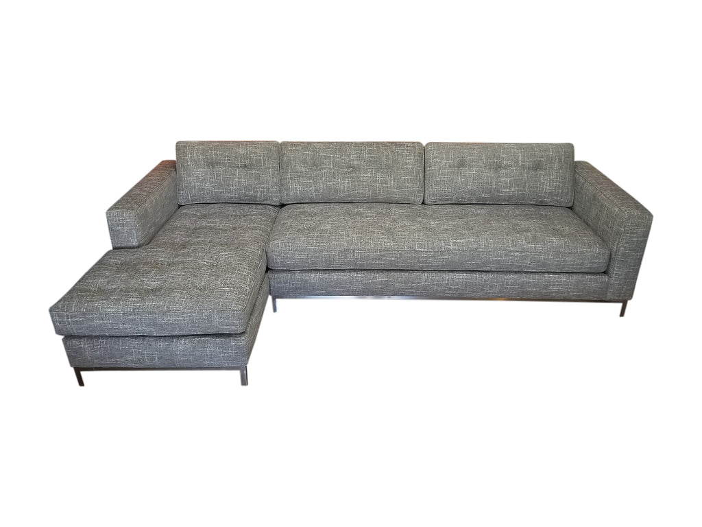 Nixon 2PC Sectional 119""