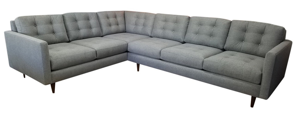 "San Diego 2PC Sectional 122"" x 96"""