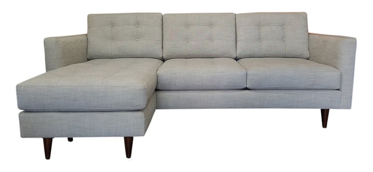San Diego Reversible Chaise Sofa 87""
