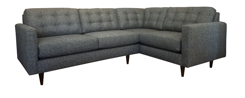 "Elmwood 2PC Sectional 100"" x 70"""