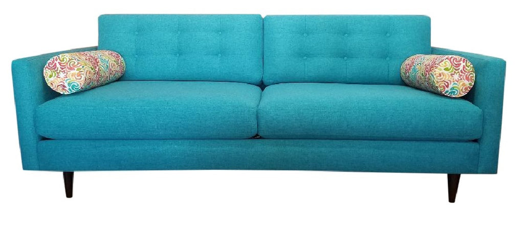"San Diego Sofa 78"" or  87"" with No Button Tufting on Seats"