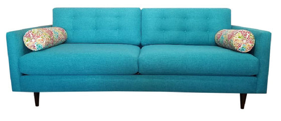 "San Diego Sofa 87"" with No Button Tufting on Seats"
