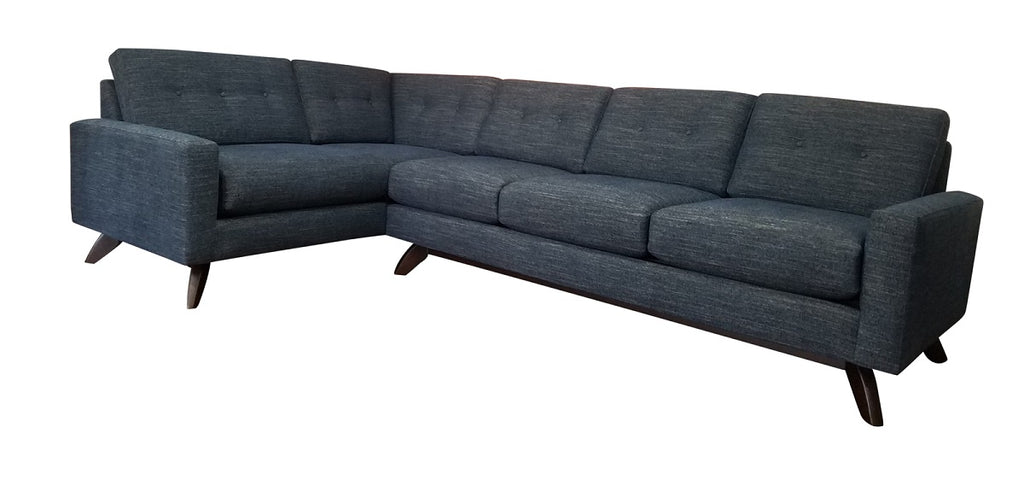 "Venice 2PC Sectional 71"" x 112"""