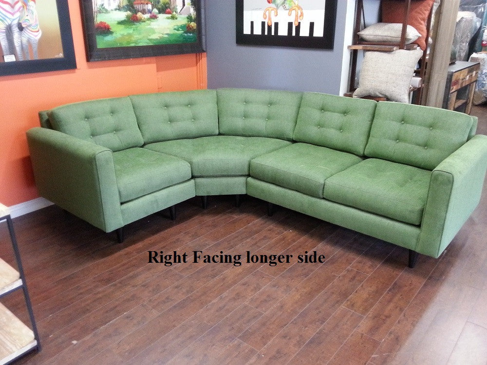 Redondo 3PC  Sectional