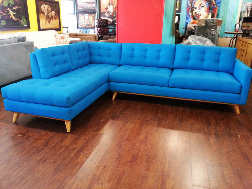 2PC San Diego Sectional with Dallas Base