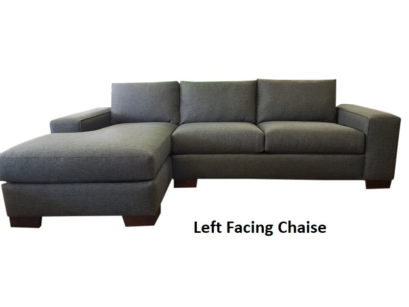 Uptown 2PC Sectional 107""
