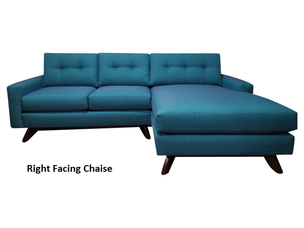 "94"" Venice Sectional"