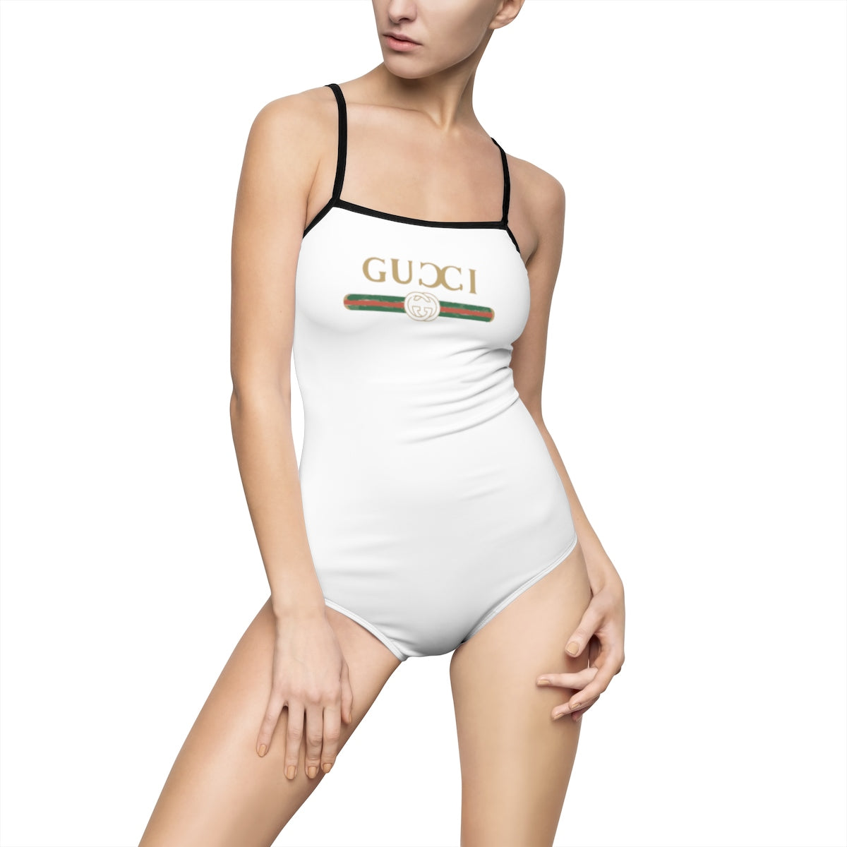 GU CC I One-piece Swimsuit