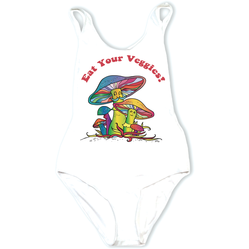 Eat Your Veggies Bodysuit!!! - WhoCaresNYC