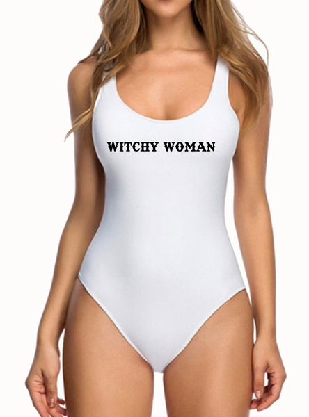 WITCHY WOMAN bodysuit