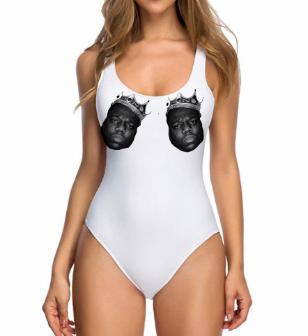 BIG heads bodysuit