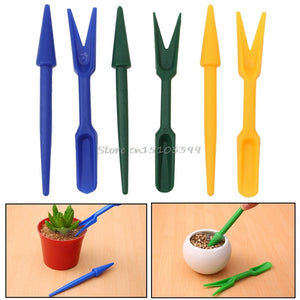 Plastic Garden Seeds Widger
