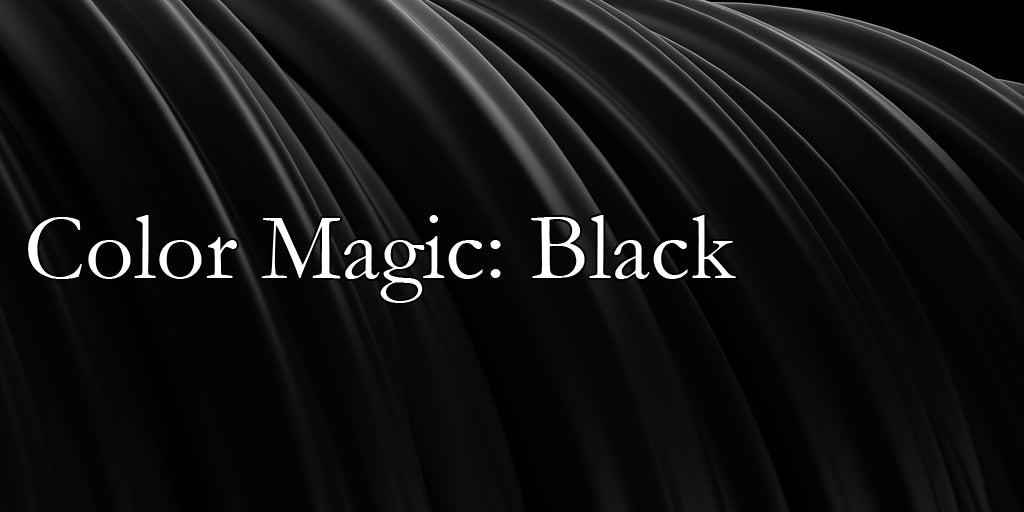 Color Magic: Black
