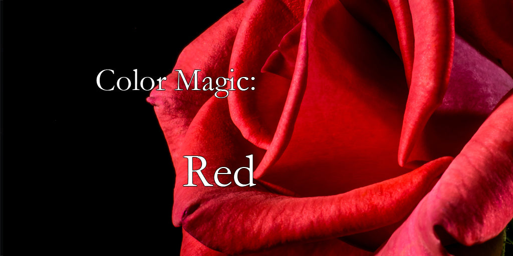 Color Magic: Red